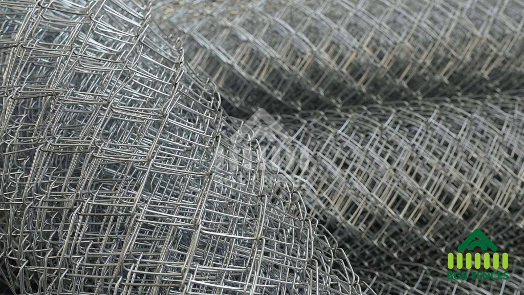 Knitted fence mesh BGS-Net - FENCES